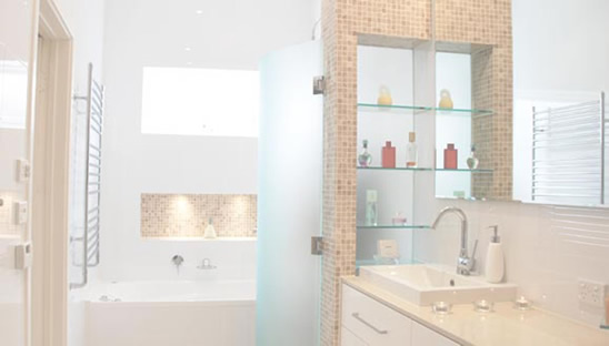 Bathroom renovations to suit you and your lifestyle