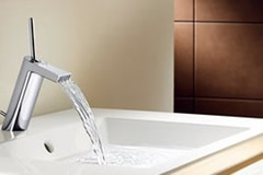 Innovative solutions for bathroom installations