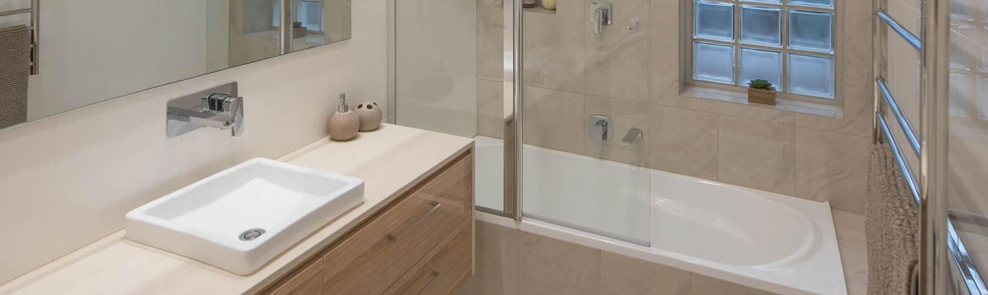 Modern bathroom renovation in Adelaide