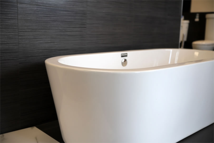 Bath styles for all budgets