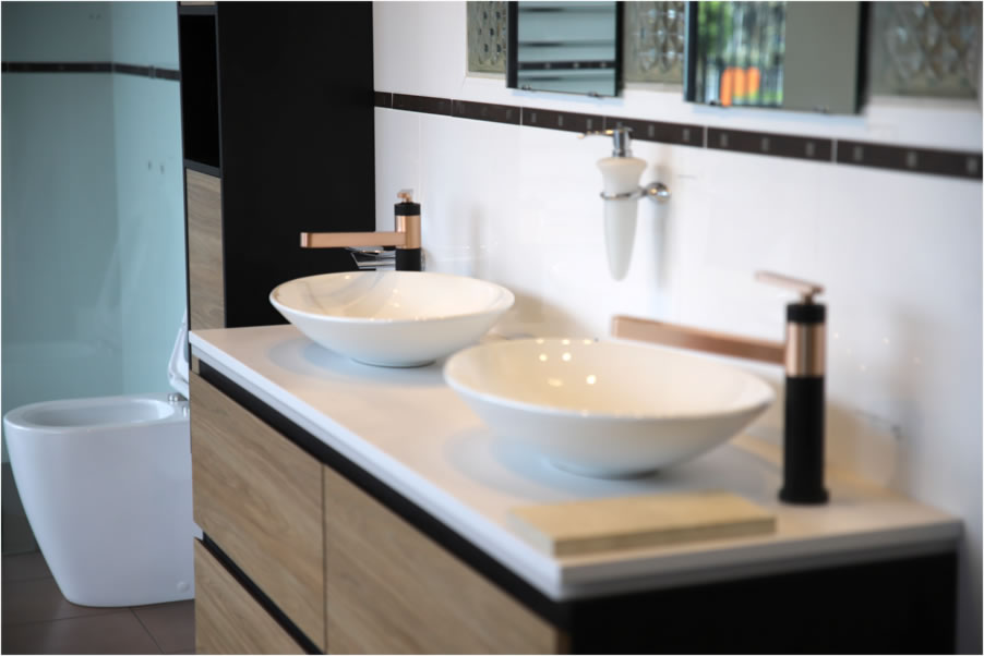 Latest styles of quality bathroom fixtures